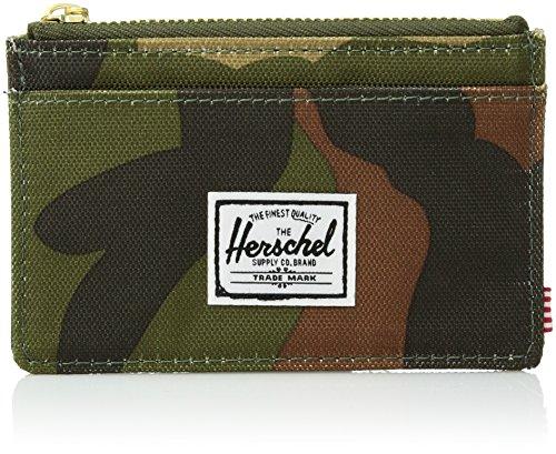 Preisvergleich Produktbild Herschel Oscar RFID Woodland Camo