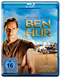 Ben Hur [Blu-ray] - Charlton Heston, Jack Hawkins, Stephen Boyd, Hugh Griffith, Martha Scott