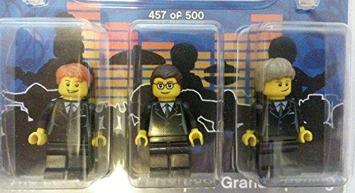 LEGO Liverpool Store Öffnung Promo Set-Rare Beatles-Like Figuren (Lego Stores)