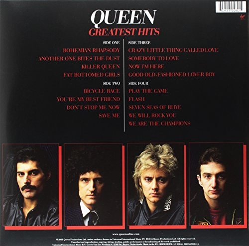 Greatest Hits (Remastered 2011) (2lp) [Vinyl LP] - 2