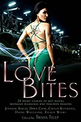 Love Bites: The Mammoth Book of Vampire Romance 2 (Mammoth Book Vampire Romance 2)