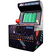 3cf4c646372cca Thumbs Up A1001473 240in1-16bit Mini Arcade Machine