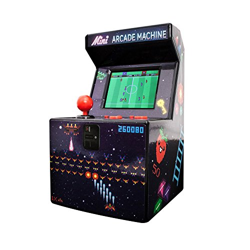 thumbs up! thutz - mini console portatile - mini arcade machine