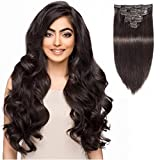 Best Full Hair Remy Hair Extensions - Majik Human Hair Extensions For Women Full Head Review