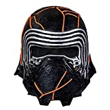 Mesky Kylo Maschera SW9 The Rise of Skwalker in Lattice Helmet Casco per Unisex Adult Fans Replica Nero (Con LED)