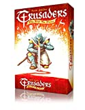 Tasty Minstrel Games: Crusaders - Thy Will Be Done Board Game