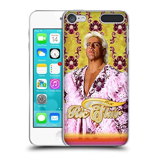 Head Case Designs Offizielle WWE Pink Robe RIC Flair Harte Rueckseiten Huelle kompatibel mit Touch 6th Gen/Touch 7th Gen