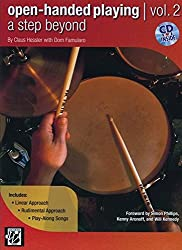 Open-Handed Playing, Vol 2: A Step Beyond, Book & CD