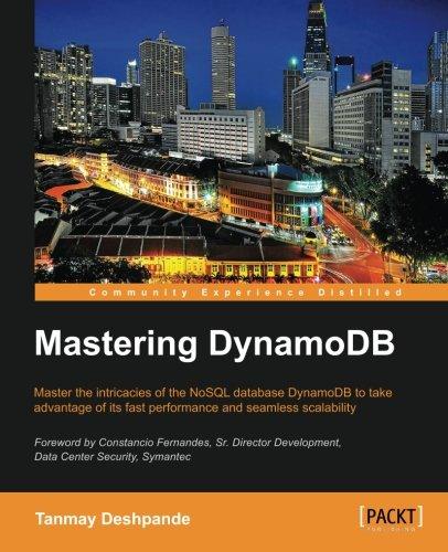 Mastering DynamoDB