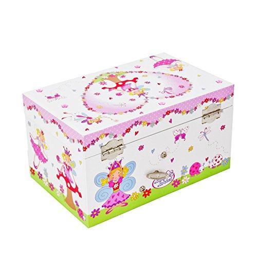 Magische Fee bezauberndes Schmuckkästchen - Spieluhr für Kinder - Lucy Locket - 3