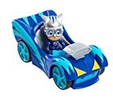PJ Masks Speed Booster Vehicle & Figure - Catboy