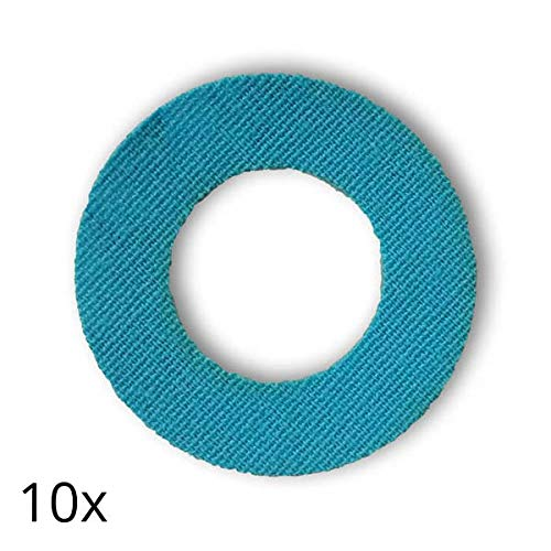51siL%2BPN4zL - Freestyle Libre Fixierungstapes (10 Stück) - Türkis | Diasticker®