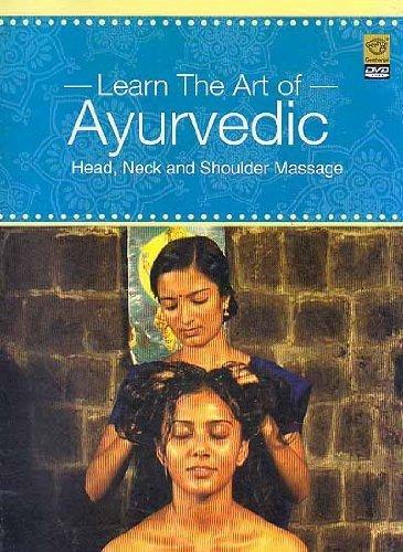 Preisvergleich Produktbild Learn the Art of Ayurvedic Head, Neck and Shoulder Massage (DVD)