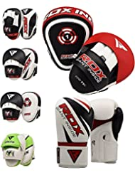 Boxing, Martial Arts & Mma Open-Minded Pro Box Leather Focus Punch Paddles Boxing Pad Mma Strike Mitt Coaching Training Sporting Goods