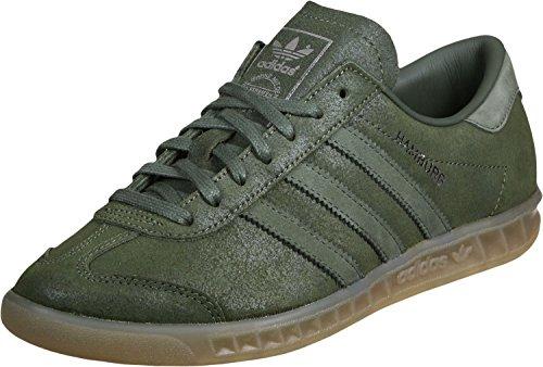 adidas Hamburg Scarpa green/metallic silver