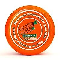 Carrot Sun Tanning Cream