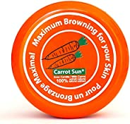 Carrot Sun Tanning Cream with carrot extract 350ml