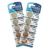 CR2430 2430 DL2430 KECR2430 ECR2430 BR2430 3V Lithium Cell Battery (10pcs)