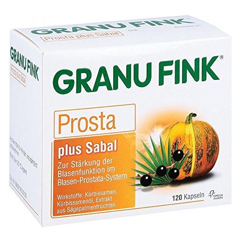 GRANU FINK Prostaplus Sabal Kapseln, 120 St. Kapseln