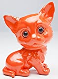 Spardose Katze Orange