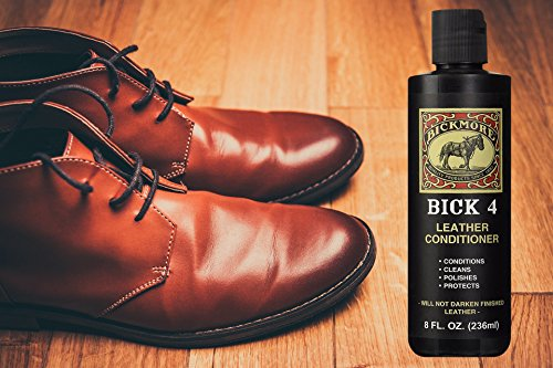 Leather Conditioner - Bick 4 by Bickmore since 1882 3