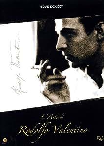 Rodolfo Valentino - L'Arte Di (4 Dvd) [Import italien]