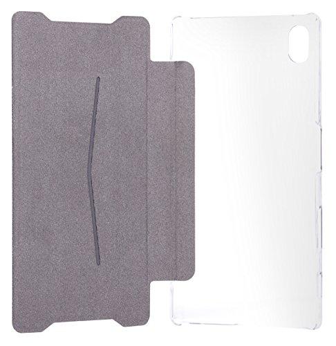 Xqisit Flap Cover Schutzhülle Adour für Apple iPhone 6 Plus / 6s Plus Weiß