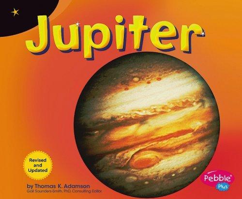Jupiter: Revised Edition (Exploring the Galaxy) by Thomas K. Adamson (2007-09-01)