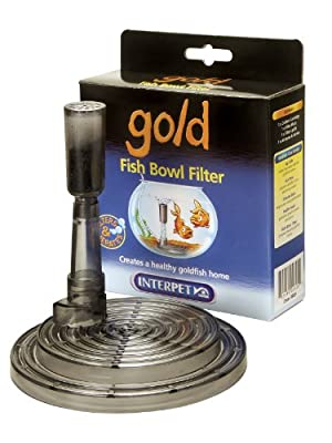 Interpet Gold - Fish Bowl Filter