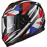 Best Motorcycle Helmets - Black Titan SV Union Motorcycle Helmet M Black Review