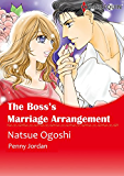 The Boss's Marriage Arrangement (Harlequin comics)