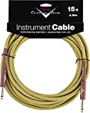 Fender 099-0820-049 4,5 m Custom Shop Performance Series Kabel Winkel-Klinke