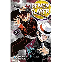 Demon slayer. Kimetsu no yaiba: 2