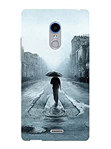 TREECASE Designer Printed Soft Silicone Back Case Cover For Reliance Jio Lyf Water 7