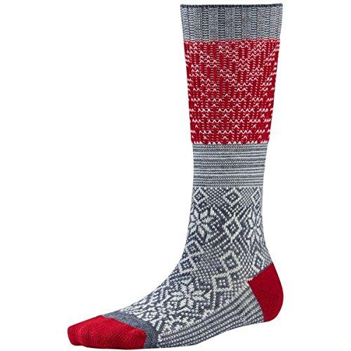 Smartwool ThatVinylPlace galanura calcetines de las mujeres - gris medio SmartWool