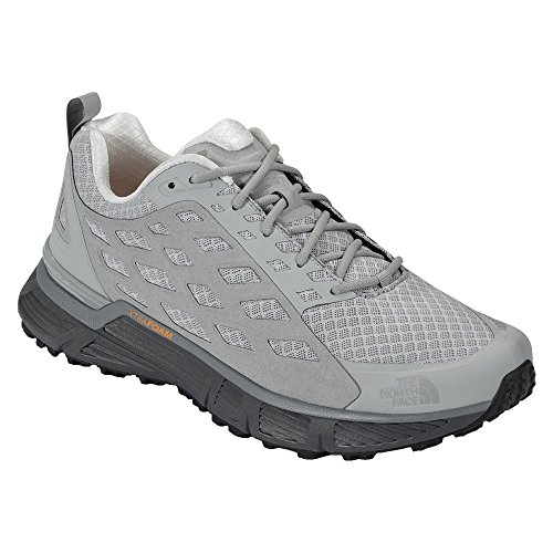 The North Face Endurus TR - Chaussures - blanc 2017 Hgrsgry/zincgry