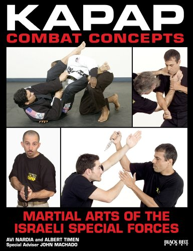 Free Kapap Combat Concepts Martial Arts Of The Israeli Special