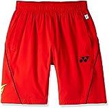 #2: Yonex SH03 Woven Badminton Shorts, Senior