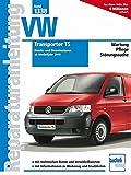VW Transporter T5: Benzin- und Dieselmotoren ab Modelljahr 2010 (Reparaturanleitungen)