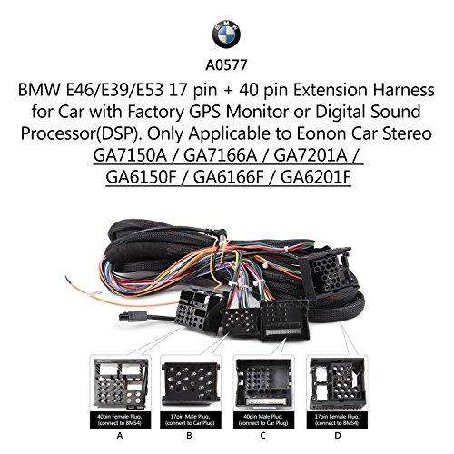 Bmw E46 Gps Wiring Harness Wiring Diagram Schemes