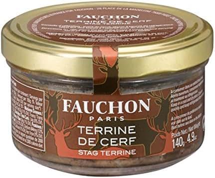 Fauchon - Terrine de cerf