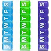 7 Day Pill Organizer, Size : Small, 1 Ea by Pill Box. preisvergleich bei billige-tabletten.eu