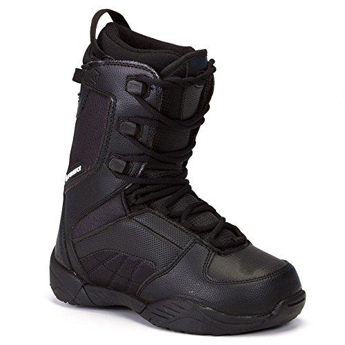 Firefly C20 Junior Snowboard Schuh Kinder schwarz, Größe:34.5