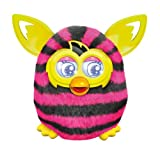 [UK-Import]Furby Boom - Pink and Black Stripes