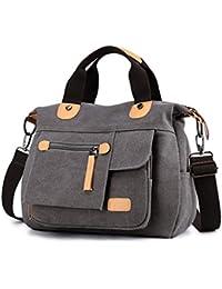 50379130a141 Signice Women Shoulder Bag Canvas Crossbody Bag Handbag Casual Messenger Bag  Stylish Ladies Top Handle Bag