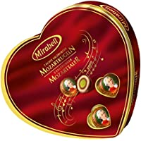 Mirabell Mozartkugeln Cuore di Amore 159g