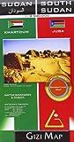 Sudan & South Sudan geogr. (r)