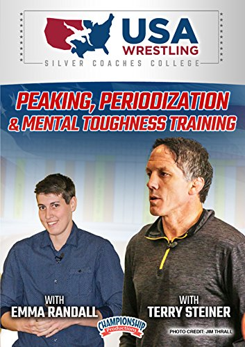 Championship Productions USA Wrestling Silver Coaches Clinic: Peaking, Periodisation und Mental Toughness Training