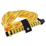 Homyl 1 Stück Gelb Wakeboard Wasserski Seil Abschleppseil Boots-Wassersport Skifahren Wakeboarding Seil