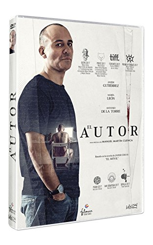 El autor (2017) DVD AKA: El móvil, The Mobile, The Motive (Sprache Kein Deutsch) (Kein Deutsch Untertitel) (Spanisch Tonspur) (Englisch Untertitel)